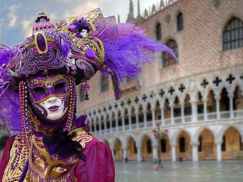 פסטיבל המסכות בונציה 2020 שמיני לפברואר עד ה-25 לפברואר