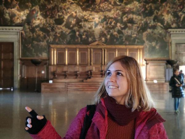 סיורים בונציה עם אור הדר
